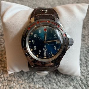 Vintage Watch - USSR Soviet Union Military Watch
